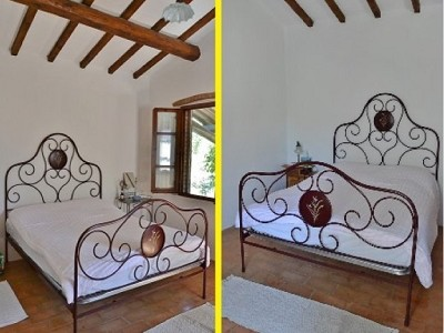 Image 14 | 2 bedroom farmhouse for sale with 1.6 hectares of land, Castiglione del Lago, Perugia, Umbria 179673