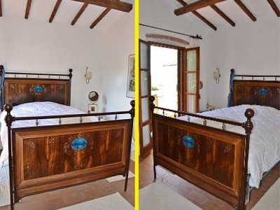Image 15 | 2 bedroom farmhouse for sale with 1.6 hectares of land, Castiglione del Lago, Perugia, Umbria 179673