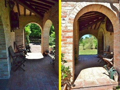 Image 6 | 2 bedroom farmhouse for sale with 1.6 hectares of land, Castiglione del Lago, Perugia, Umbria 179673