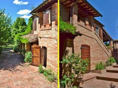 Image 7 | 2 bedroom farmhouse for sale with 1.6 hectares of land, Castiglione del Lago, Perugia, Umbria 179673