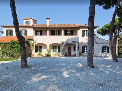 Image 11 | 9 bedroom villa for sale with 68.8 hectares of land, Livorno, Tuscany 179788