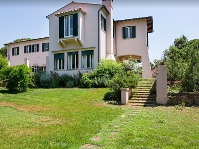 Image 13 | 9 bedroom villa for sale with 68.8 hectares of land, Livorno, Tuscany 179788