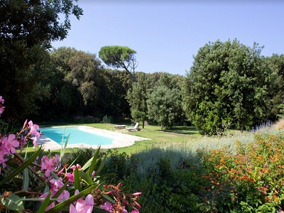 Image 16 | 9 bedroom villa for sale with 68.8 hectares of land, Livorno, Tuscany 179788