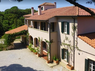 Image 2 | 9 bedroom villa for sale with 68.8 hectares of land, Livorno, Tuscany 179788