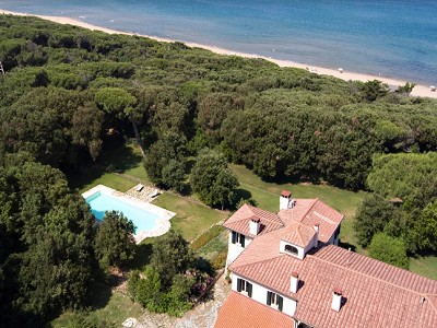 Image 3 | 9 bedroom villa for sale with 68.8 hectares of land, Livorno, Tuscany 179788