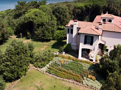 Image 4 | 9 bedroom villa for sale with 68.8 hectares of land, Livorno, Tuscany 179788