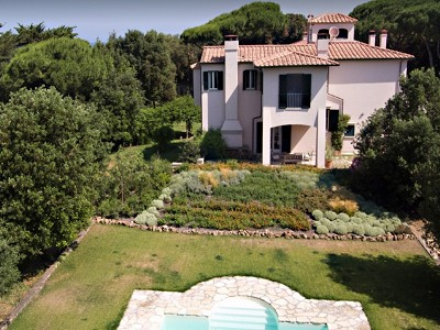 Image 5 | 9 bedroom villa for sale with 68.8 hectares of land, Livorno, Tuscany 179788