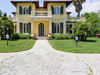 Image 2 | 7 bedroom villa for sale with 0.3 hectares of land, Forte dei Marmi, Lucca, Tuscany 179790