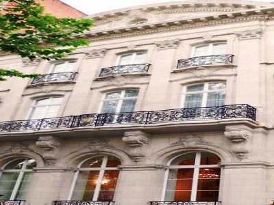 Image 9   Sumptuous Townhouse for sale with 30 bedrooms in Brussels close to the European Parliament 179803