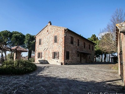 6 bedroom farmhouse for sale, Citta della Pieve, Perugia, Umbria