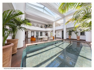 Image 2 | Luxury Belle Epoque Villa in Cannes for sale  179834