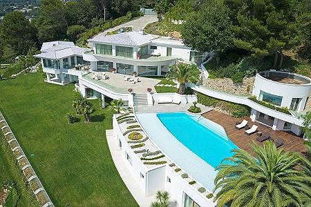 18 bedroom villa for sale, Californie, Cannes, French Riviera