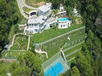 Image 10 | 18 bedroom villa for sale with 1.38 hectares of land, Californie, Cannes, French Riviera 179847