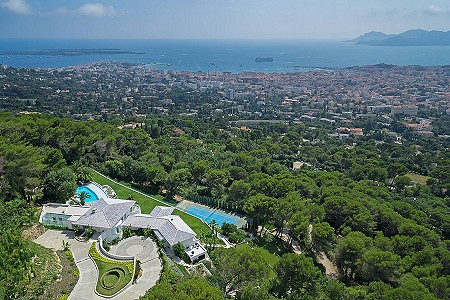 Image 5 | 18 bedroom villa for sale with 1.38 hectares of land, Californie, Cannes, French Riviera 179847