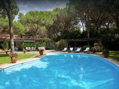 Image 2 | 9 bedroom villa for sale with 0.4 hectares of land, Roccamare, Grosseto, Tuscany 179938