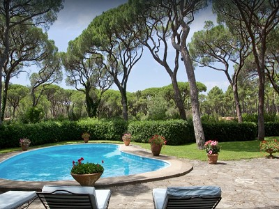 Image 3 | 9 bedroom villa for sale with 0.4 hectares of land, Roccamare, Grosseto, Tuscany 179938