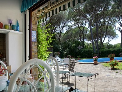 Image 9 | 9 bedroom villa for sale with 0.4 hectares of land, Roccamare, Grosseto, Tuscany 179938