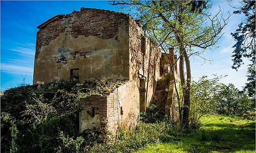 Image 2 | House for sale with 4.07 hectares of land, Castelfalfi, Florence, Chianti 180013
