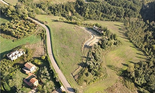 Image 6 | House for sale with 4.07 hectares of land, Castelfalfi, Florence, Chianti 180013