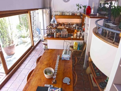 Image 2   Villa for sale in Madrid with 2 bedrooms and office space, with pool. 180046