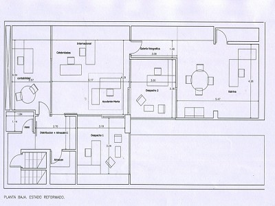 Image 22   Villa for sale in Madrid with 2 bedrooms and office space, with pool. 180046