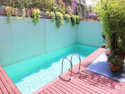 Image 8   Villa for sale in Madrid with 2 bedrooms and office space, with pool. 180046