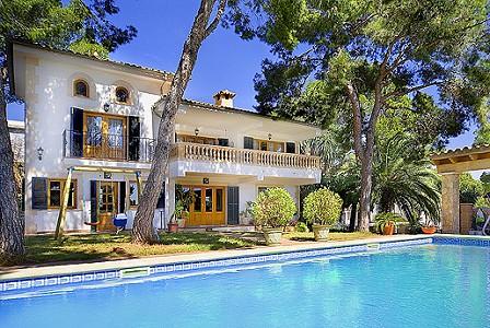6 bedroom villa for sale, Costa d'en Blanes, South Western Mallorca, Mallorca