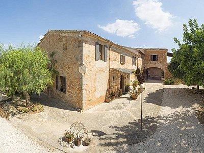 Image 2 | 7 bedroom farmhouse for sale, Santanyi, Mallorca 180084