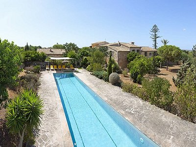Image 3 | 7 bedroom farmhouse for sale, Santanyi, Mallorca 180084