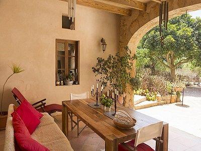 Image 5 | 7 bedroom farmhouse for sale, Santanyi, Mallorca 180084