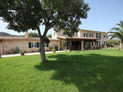 Image 2 | 5 bedroom villa for sale with 1.9 hectares of land, Binissalem, Central Mallorca, Mallorca 180085