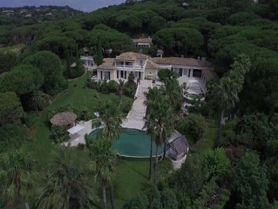 Image 3 | Luxury villa for sale in Saint Tropez with 11 bedrooms 180294