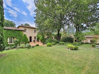 Image 2 | 8 bedroom house for sale with 0.58 hectares of land, Chateauneuf, Grasse, French Riviera 180310