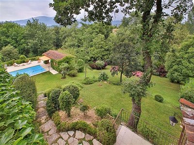 Image 3 | 8 bedroom house for sale with 0.58 hectares of land, Chateauneuf, Grasse, French Riviera 180310