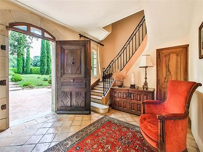 Image 4 | 8 bedroom house for sale with 0.58 hectares of land, Chateauneuf, Grasse, French Riviera 180310