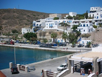 2 Studio Apartments for Sale in Plaka, Cyclades  Greek Islands