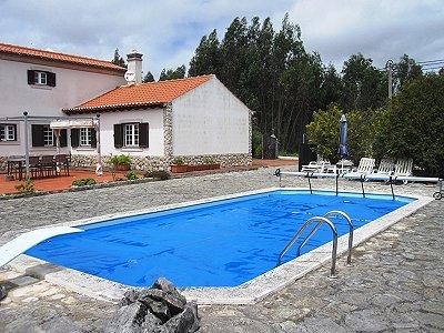 Image 2   4 bedroom villa for sale with 1,500m2 of land, Lourinha, Lisbon District, Costa de Prata Silver Coast 180562