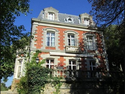 Delightful Manoire in the Loire with 7 bedrooms