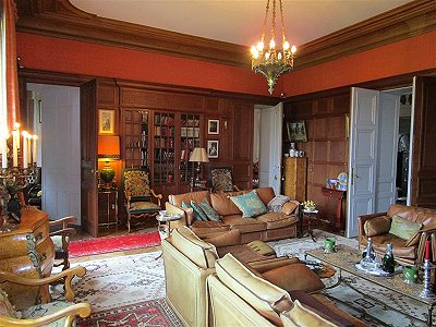 Image 5 | 23 bedroom French chateau for sale with 9 hectares of land, Tours, Indre-et-Loire , Loire Valley 180764