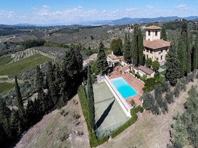 Image 2 | 12 bedroom villa for sale with 2 hectares of land, Florence, Chianti 180822