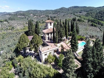 Image 3 | 12 bedroom villa for sale with 2 hectares of land, Florence, Chianti 180822