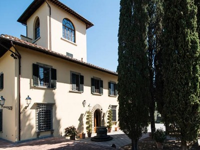 Image 5 | 12 bedroom villa for sale with 2 hectares of land, Florence, Chianti 180822