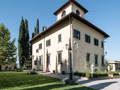 Image 6 | 12 bedroom villa for sale with 2 hectares of land, Florence, Chianti 180822