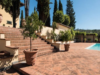 Image 9 | 12 bedroom villa for sale with 2 hectares of land, Florence, Chianti 180822