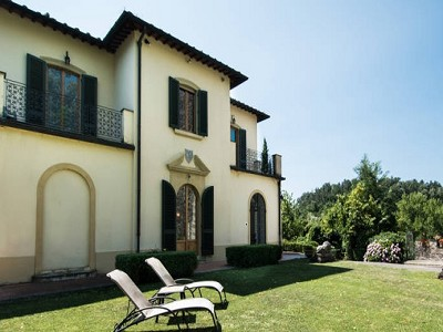 Image 7   Two villas in the countryside near Florence 180825