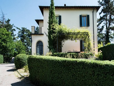Image 8   Two villas in the countryside near Florence 180825