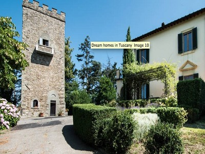 Image 9   Two villas in the countryside near Florence 180825
