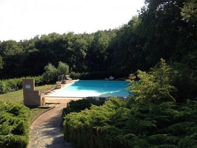 Image 5 | 2 bedroom house for sale with 2,000m2 of land, Piegaro, Perugia, Umbria 180864