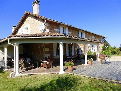 Image 4 | 5 bedroom commercial property for sale with 13 hectares of land, La Roche Chalais, Dordogne , Dordogne Perigord Vert 180932