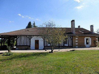 Image 5 | 5 bedroom commercial property for sale with 13 hectares of land, La Roche Chalais, Dordogne , Dordogne Perigord Vert 180932